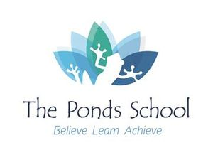 The Ponds School logo